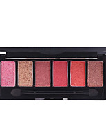 Lidschattenpalette Matt Schimmer Lidschatten-Palette Alltag Make-up Party Make-up