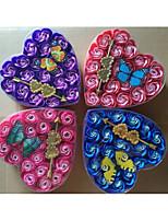 1 Porta-bomboniera-A cuore Bomboniere scatole Confezioni regalo