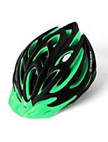 Erwachsene Fahhrad Helm 15 Öffnungen Radsport Bergradfahren Straßenradfahren Freizeit-Radfahren Einheitsgröße
