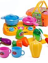 Toy Kitchen Sets Toy Foods Toys Food Toys Boys Girls' Pieces