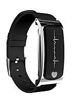 Smart Bracelet Water Resistant / Water Proof Long Standby Calories Burned Pedometers Sports Heart Rate Monitor Anti-lost Multifunction