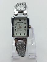 Women's Kid's Fashion Watch Wrist watch Bracelet Watch Chinese Digital Alloy Band Charm Casual Silver