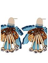 Per donna Orecchini a goccia Gioielli Di tendenza stile della Boemia Personalizzato Lega Gioielli PerMatrimonio Feste Altro Quotidiano