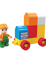 Building Blocks Magnetic Blocks Magnetic Building Sets Toys Train Pieces Children's Gift
