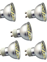 3W LED Spotlight 29 SMD 5050 350 lm Warm White Cold White 3000-7000 K Decorative AC220 V