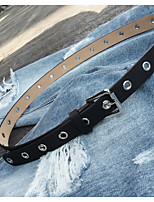 Men's Others Waist Belt,Contemporary Solid