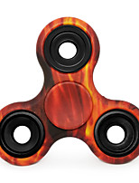 Fidget Spinner 3Pcs Random Color Hand Spinner Toys ABS EDC Office Desk Toys Relieves ADD ADHD Anxiety Autism Stress and Anxiety Relief