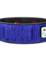 Electric Vibration Massage Belt Weight Loss Belt With LCD Screen For Body Slimming And Massage
