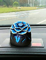 DIY automotive ornamenter hibiscus ms bil vedhæng& Ornamenter pvc