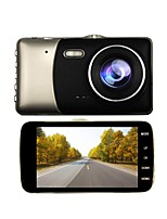 503S 640 x 480 1280 x 720 1920 x 1080 120 Degree Car DVR 4inch Dash Camforuniversal Parking Mode motion detection auto on/off Loop-cycle