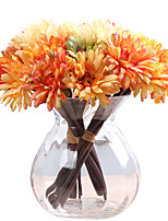 7 Branch/Bouquet  Color Assortment African Daisy Bouquet Artificial Flowers