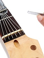 Power Guitar Ukulele Nut/ Bridge Files Filing Tool Set Sander Cuts Better And Cleaner For Sale New
