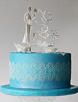 Decorazioni torte Coppiaclassica Bustina PVC