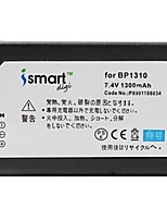 Ismartdigi BP1310 7.4V 1300mAh Camera Battery for Samsung BP-1030 NX200 NX1000 NX1100 NX2000 NX300