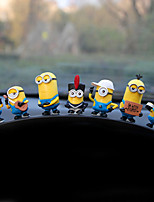 DIY Automotive  Ornaments Cartoon Dolls Cute Dolls Car Pendant & Ornaments PVC