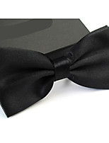 Adult Rayon Bow Tie,Modern/Comtemporary Solid