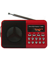 Yimeida Y-888 Portable Radio Free Song TF Card Large Volume