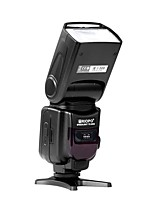 600D 550D 500D D5100 D80 40D D90 450D 7D Flash fotocamera Slitta porta flash