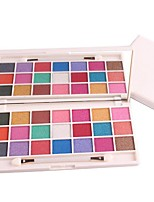 Classical 21-Colors Square Eyeshadow Palette Shinny or Matte Smooth Eyeshadow