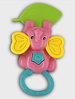 Pretend Play Elephant Soft Plastic All Ages 0-6 months 6-12 months 1-3 years old 3-6 years old