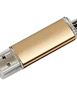 8G 2 in 1 OTG USB 2.0 Flash Drive Storage Device