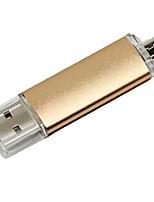 8g 2 in 1 dispositivo di memorizzazione dell'azionamento dell'istantaneo di otg usb 2.0