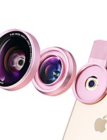MOMAX Smartphone Camera Lenses  Wide Angle 20X Macro fish-eye lens Long focal lens for iphone 7 Plus
