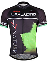 Breathable And Comfortable Paladin Summer Male Short Sleeve Cycling Jerseys DX784