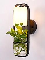 40 E26 E27 Einfach Modern/Zeitgenössisch Retro Korrektur Artikel Eigenschaft for Ministil,Ambientelicht Wandleuchte
