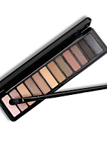 1Pcs Colorful Eye Shadow  Pearl Light Matte Waterproof Professional Make-Up Palette Natural Non-Blooming Eye Shadow