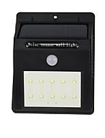 Y-SOLAR 10 LED Solar Wall lamp with Light Sensor Dim Light  Motion sensor Waterproof LED Lighting for Outdoor Garden Street Courtyard