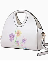 Women Bags All Seasons PU Tote Zipper for Casual Office & Career White Black Blushing Pink