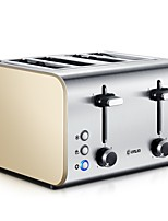 DonlimDL-8590ABread Makers Toaster Kitchen 220VMultifunction Light and Convenient Timer Cute Low Noise Power light indicator Lightweight Low vibration