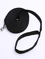 Leash Portable Double-Sided Breathable Adjustable Safety Solid Nylon
