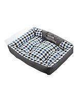 Dog Bed Pet Mats & Pads Red Blue