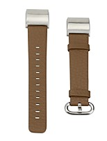 cheap -For Fitbit Charge 2 Leather Band Smart Bracelet Strap for Charge2 Bands Replacement Belt Watchband Lugs Adapter