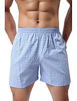 Men's Solid Boxers Underwear