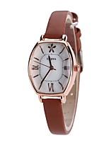 Women's Dress Watch Fashion Watch Wrist watch Simulated Diamond Watch Chinese Quartz Imitation Diamond Alloy Band Vintage Elegant Casual