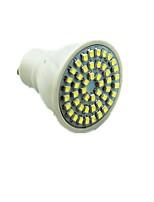 3W GU10 LED Spotlight 48 leds SMD 2835 Decorative Warm White Cold White 300lm 3000-7000K DC 12V
