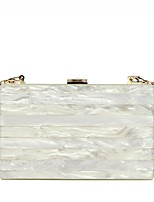 Women Bags All Seasons PU Evening Bag for Wedding Event/Party Casual Formal Outdoor Cream