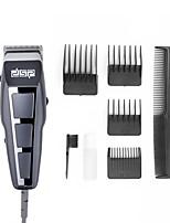 Trimmer per capelli Uomini e donne 220V-240V Coda del cavo di alimentazione girevole a 360 ° Design ergonomico Disegno a mano Silenzioso