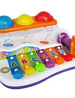 Music Toys Toy Instruments Toys Rectangular Square Musical Instruments Plastics Hard plastic Pieces Kid Unisex Gift