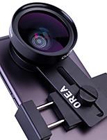 Coniglio gabbiano filtro 20mm largo angolo 15x macro telefono cellulare obiettivo esterno
