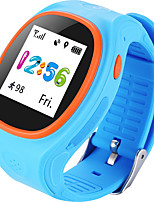 YY S866 Smart Watch Wear Color Touch Screen Remote Monitoring Children's Phone Bracelet Waterproof Watch  GPS / LBS Positioning  SOS Help