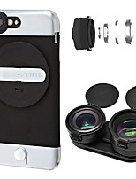 ZTYLUS 2X Telephoto Lens Smartphone Camera Lenses 0.63X Wide Angle for iphone6/6s/6Plus/6s Plus