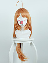 Fox Spirit Matchmaker Tosan Suusu Long Yellow Anime Cosplay Wigs Wholesale Resale
