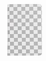 preiswerte -Für Fallabdeckungskartenhalter volles Körperkastengittermuster hartes PU-Leder für ipad mini 4 mini 3/2/1