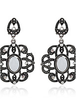 Women's Earrings Set Basic Vintage Rhinestone Alloy Jewelry For Gift Daily Ceremony Evening Party Club