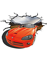 Wall Stickers Wall Decals Create Car PVC Wall Stickers