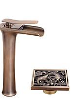 Centerset Ceramic Valve Bathtub Faucet